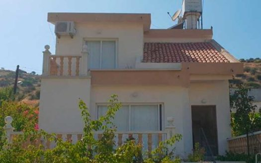 villa na severnom kipre